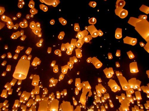 Yee Ping Festival Chiang Mai